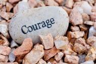 courage stone